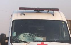 Ciclista morre após ser atropelado por ambulância na MT-358