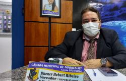 Dr.Dhener indica implantação do Programa Vale Gás e Leite para famílias carentes  em Nobres
