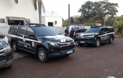 Operação cumpre 33 ordens judiciais contra organização criminosa na região norte do estado