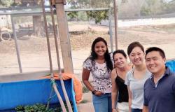 Equipe da Agricultura realiza visita técnica em ranicultura