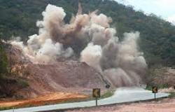 BR-364 será interditada nesta quinta-feira para detonação de rocha em Nobres