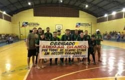Nobres: município retoma atividades com público no futsal
