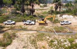 Batalhão de Proteção Ambiental desativa 14 garimpos ilegais em Mato Grosso