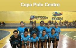 Copa Polo Centro de Futsal e Copa Amélio Dalmolin é  destaque  em Nobres; veja fotos