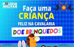 PM promove eventos para celebrar o Dia das Crianças