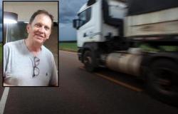 Empresário de empresa de turismo em MT morre em acidente com carreta em Goiás