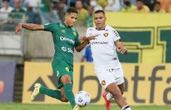 Cuiabá vence o Sport e ganha posições no Brasileirão