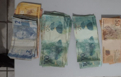 Jovens são detidos ao fazer compras com notas falsas  em Nobres