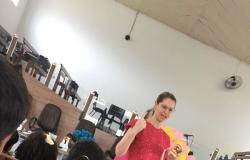 Assembleia de Deus  convida Dra Jaqueline para ministrar palestra sobre higiene bucal