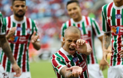 Fluminense goleia Flamengo pela Taça Rio