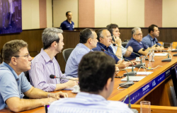 Governador reúne comitê para debater crise no abastecimento