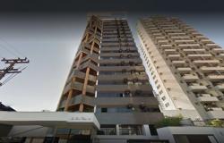 Incêndio atinge apartamento em prédio de luxo em Cuiabá