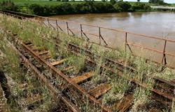 INFRAESTRUTURA: Um terço dos trilhos no País está abandonado