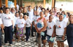Mais de 350 idosos serão beneficiados com o projeto Qualidade de Vida na Terceira Idade
