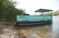 Roubo de motor -  motor da Balsa Ecológica da Prefeitura de Cuiabá é roubado