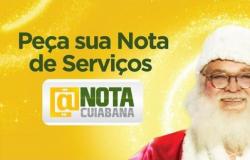 Nova edição da Nota Cuiabana terá sorteio especial de Natal