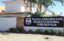 Polícia Civil prende jovem e apreende adolescente por atuação com tráfico em Rondonópolis