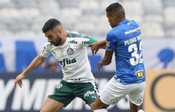 Cruzeiro perde para o Palmeiras e jogará a Série B em 2020