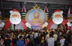 Aproximadamente 35 mil pessoas visitaram a Arena Encantada no primeiro fim de semana