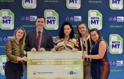 Nota MT distribuiu quase R$600 mil em prêmios para entidades sociais