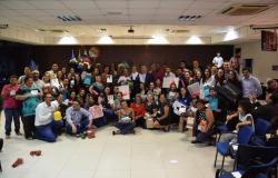 Confraternização de fim de ano reúne mais de 300 servidores no Palácio Paiaguás