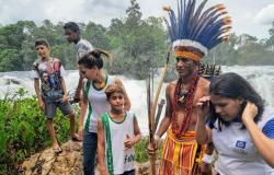 Visita a uma aldeia faz alunos mudarem o conceito que tinham dos indígenas