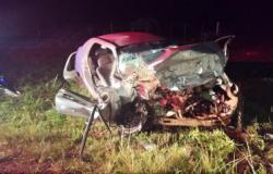 Acidente deixa dois mortos e 3 feridos em Tangará da Serra