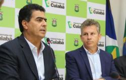 Mendes, Emanuel e Lucimar discutem crise do coronavírus nesta terça