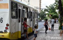 Cuiabá possui 111 ônibus rodando com 50% da capacidade total de passageiros