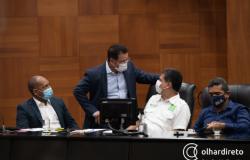 Botelho defende troca do VLT pelo BRT e diz que plebiscito só vai >atrasar mais>