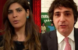 """BBB faz jornalistas globais se """"estranharem"""" Guga Chacra recebeu resposta atravessada de Andréia Sadi"""