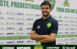 Luiz Fernando Iubel assume interinamente o comando do Cuiabá