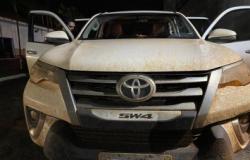 RUMO A BOLÍVIA Carro de esposa de deputado é encontrado na fronteira