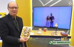 Apresentador de TV é internado com Covid em Cuiabá; remédio está em falta