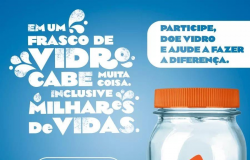 Secretaria de Estado de Saúde apoia evento de incentivo à doação de leite materno