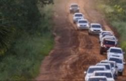 Estradeiro verifica péssimas condições de trafegabilidade entre Sinop e Miritituba
