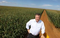 Blairo Maggi: o mundo não pode ficar sem o Brasil no fornecimento de alimentos