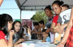Mutirão de Dia das Mães quebra novo recorde de público em atendimento social à população