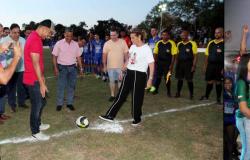 O Sport São Francisco é campeão da 1ª Copa Industrial de Futebol Amador
