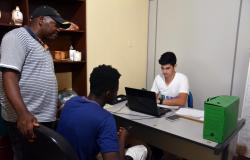 Sine cadastra venezuelanos na Pastoral do Migrante