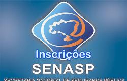 Inscrições para 54 cursos em EAD da Senasp estão abertas