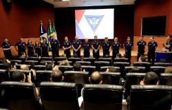 Aula inaugural do GAPE conta com palestra de perito da Polícia Federal