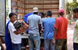 Governo e iniciativa privada se unem em auxílio a venezuelanos