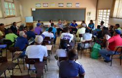 Mais 30 venezuelanos chegaram a Cuiabá nesta terça (15.05)