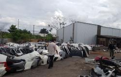 Polícia Civil intensifica fiscaliza aos desmanches de veículos e agrega parcerias