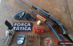 Bandido morre em confronto com a Força Tática em Várzea Grande