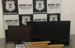 Polícia Civil prende condenado da Justiça com 16 tabletes de maconha