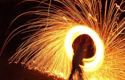 Fogos de artifício causaram 5 mil internações em 10 anos, diz estudo