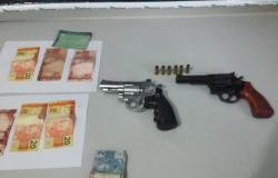 É preso assaltante durante roubo a residência em Rondonópolis