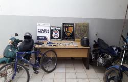Operação integrada prende traficantes e desarticula boca de fumo em Cáceres